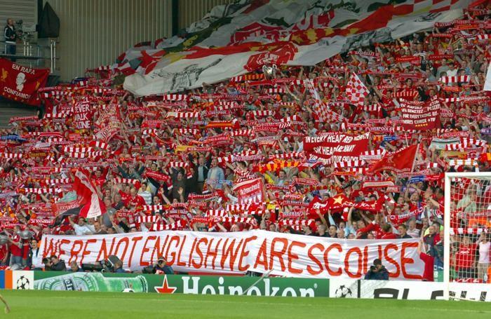 Anfield - Stadio Liverpool