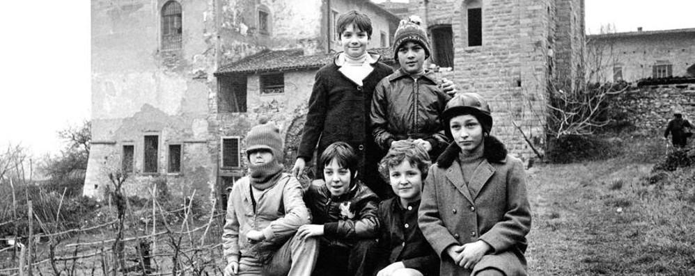 Quei bambini di Astino in bianco e nero  Storylab,  tuffo nel passato. Ti riconosci?
