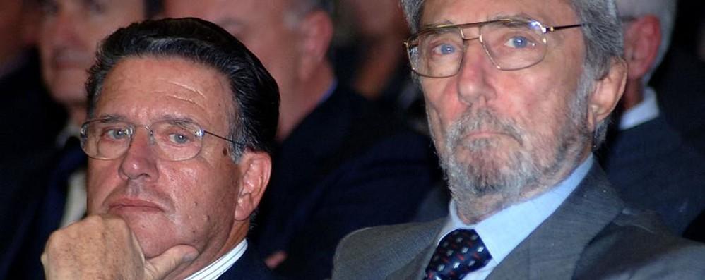 Sacbo «premia» Zanetti e Zonca per il contributo allo sviluppo dello scalo