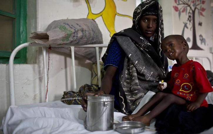 Unicef, aumento bimbi somali malnutriti