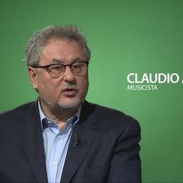 «Col pianoforte amore a prima vista» Claudio Angeleri , una vita in musica