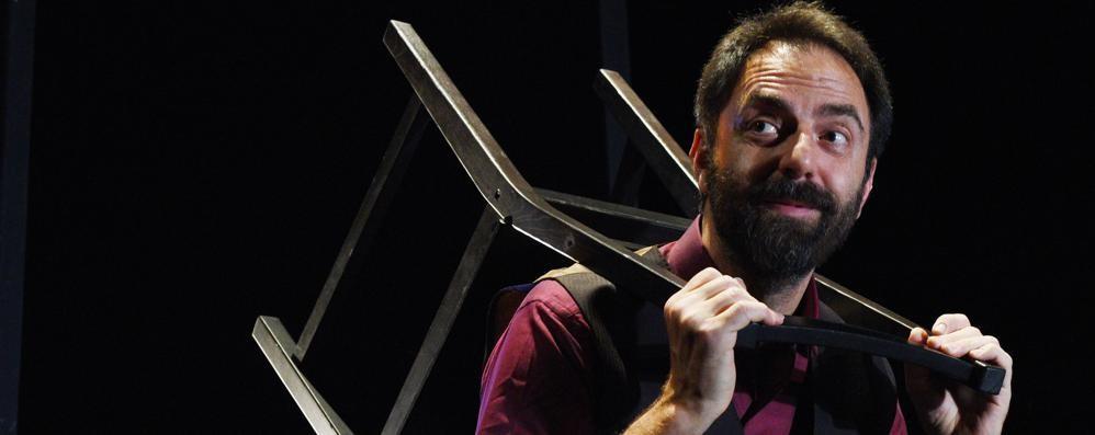 Teatro-canzone con  Pasolini e De André Donizetti, Marcorè chiude la stagione