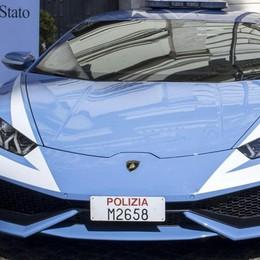 Una Lamborghini per la  Stradale Servirà a portare  organi  per trapianti