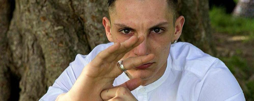 Incidente al rondò della Fiera -Foto  Muore 21enne attore-rapper Josh Algeri