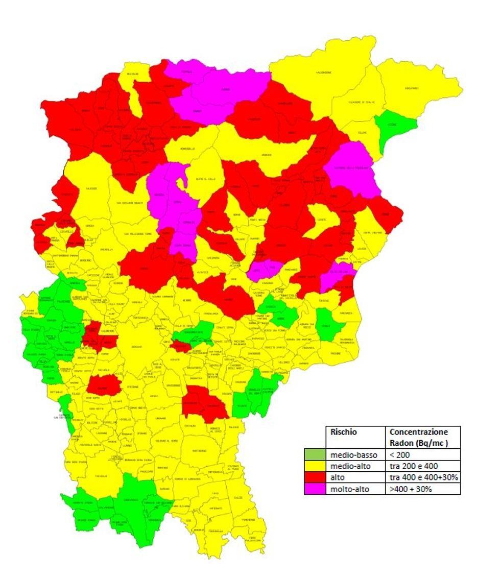 Val Brembana Cartina Geografica