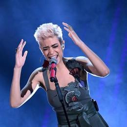 Da Sanremo a «Le Due Torri»  Martedì Elodie firma il suo album
