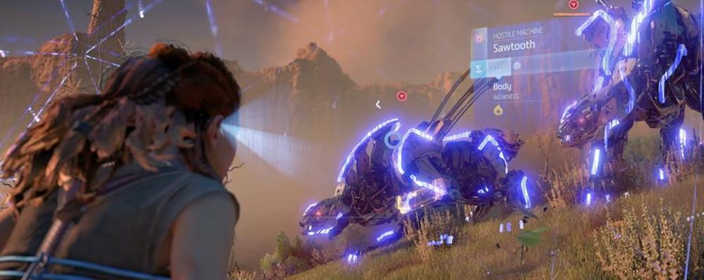 Horizon Zero Dawn,  un futuro primitivo