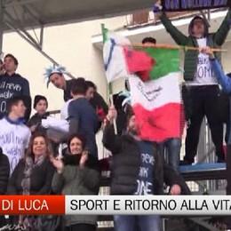 Storia di Luca: lo sport e il ritorno alla vita