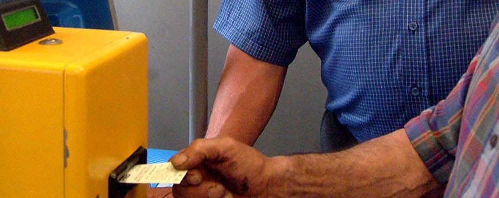 Da oggi biglietto a bordo Su tram e autobus prime emettitrici