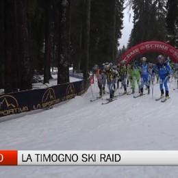 Sci alpinismo, Timogno Ski Raid a Fabio Bazzana