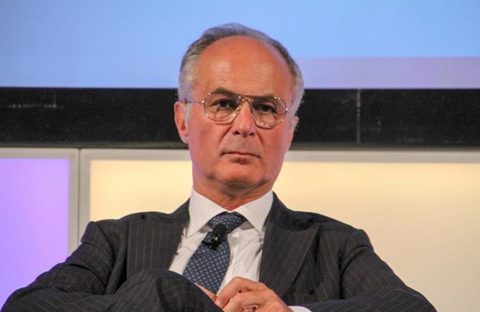 Andrea Moltrasio, presidente del consiglio di sorveglianza di Ubi