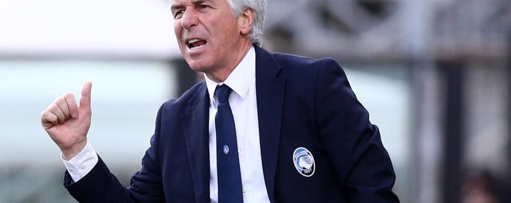 Gasp e Inter:gara importante,non decisiva «Juve o Roma? Sto bene a Bergamo»