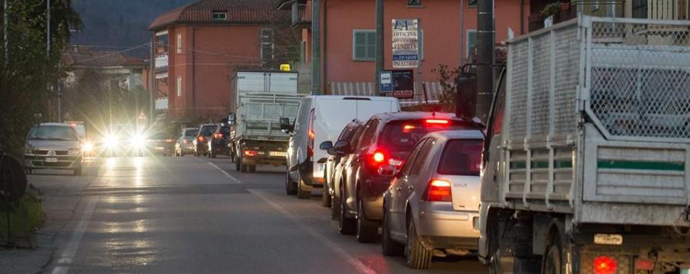 Vuoi evitare code e rallentamenti? Incidente in A4 tra Seriate e Grumello