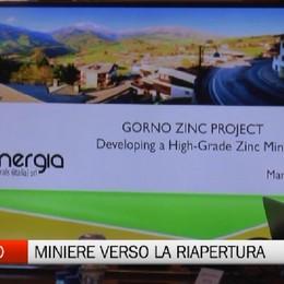 Gorno, verso la riapertura delle miniere