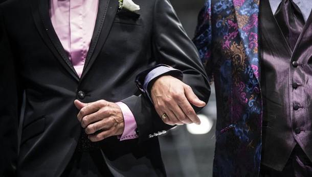 Riconosciuta adozione bimbi padri gay