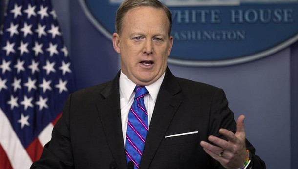 Spicer, conseguenze se si usa Wikileaks