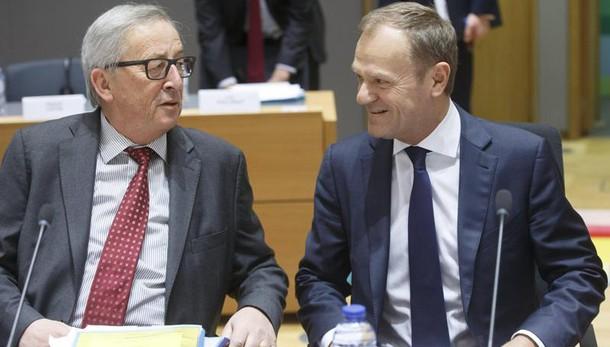 Tusk riconfermato a presidenza Ue