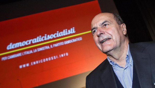 Bersani, larghe intese? Arrivano barbari
