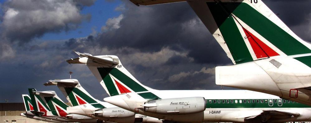 Alitalia sfida Orio e Malpensa - Video E Ryanair strizza l'occhio a Linate