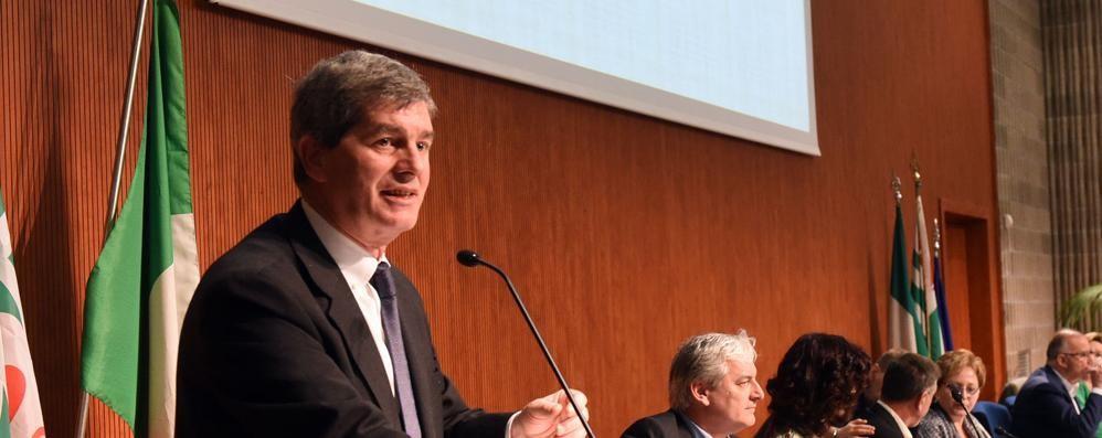 Cisl, Piccinini al terzo mandato «Formeremo una classe dirigente»