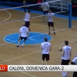 Caloni Agnelli, domenica a Bergamo gara-2 della semifinale