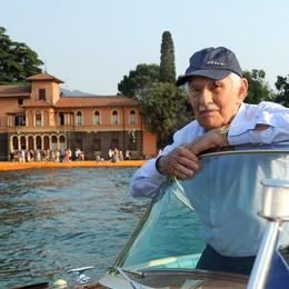 Carlo Riva, l'ingegnere del mare Addio all'uomo dell'impossibile