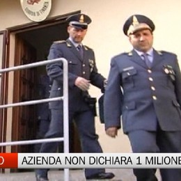 Castro, azienda non dichiara 1 milione: danno al Fisco per oltre 400mila euro