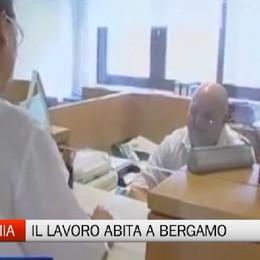 Il lavoro abita a Bergamo: qui la percentuale più bassa di disoccupati in Lombardia
