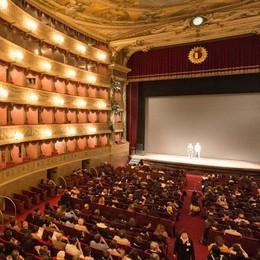 Il saluto video del Teatro Donizetti «Giusto il tempo di tornare meravigliosi»