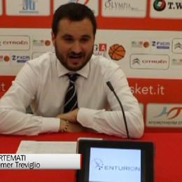 Basket, sabato Treviglio-Latina vale i playoff