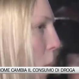 Bassa Bergamasca, come cambia il consumo di droga