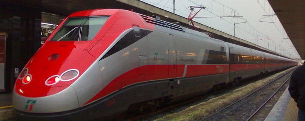 Da Milano a Roma in 2 ore e 20 minuti Novità superveloce entro la fine dell'anno