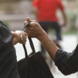 Bergamo, scippa donna in centro Ladro preso grazie la gps del cellulare