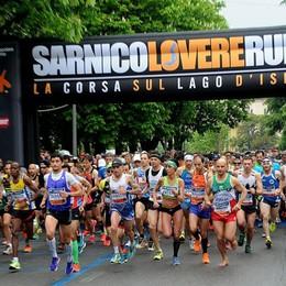 Boom di iscritti alla Sarnico-Lovere  4000 runners pronti a sfidarsi - Video