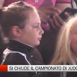 Ciserano, al traguardo il campionato di judo Csi