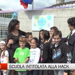 Albino, scuola di Desenzano intitolata a Margherita Hack