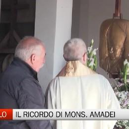 Verdello, il ricordo di Mons. Amadei