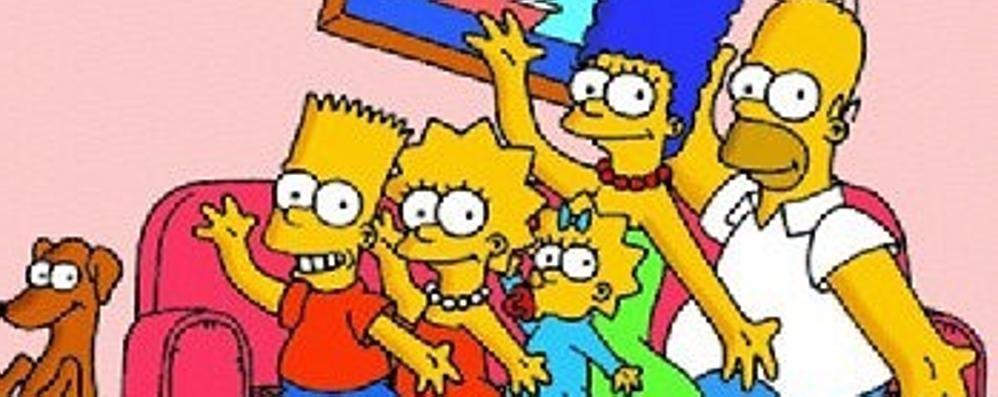 19.04.17: i Simpson compiono 30 anni A Bergamo una festa speciale-Video