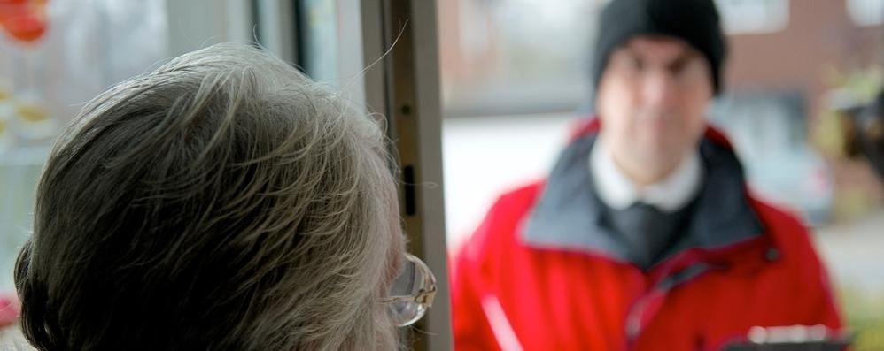 Truffata da un falso tecnico del gas «Se ne è andato con la mia pensione»