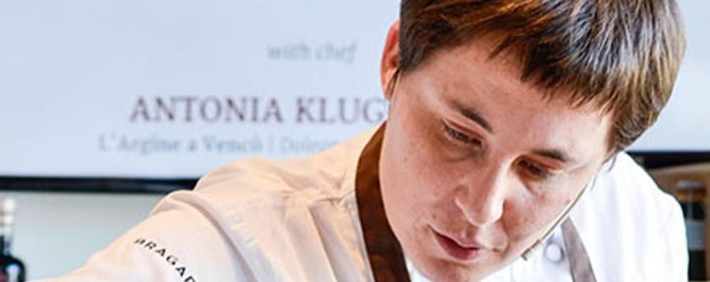 Masterchef, new entry tra i giudici Antonia Klugmann al posto di Cracco