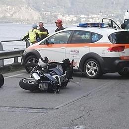 Tragico sabato sulle strade Due bergamaschi morti in moto