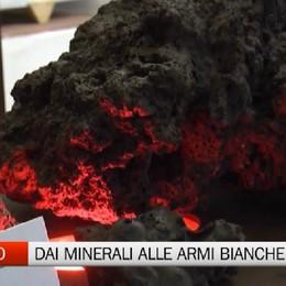 Museo di Gromo, dai minerali alle armi bianche