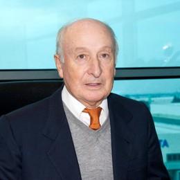 Sacbo, Miro Radici passa il testimone Sei anni da record per l'aeroporto
