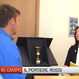 Atalanta in campo, parla il portiere Francesco Rossi