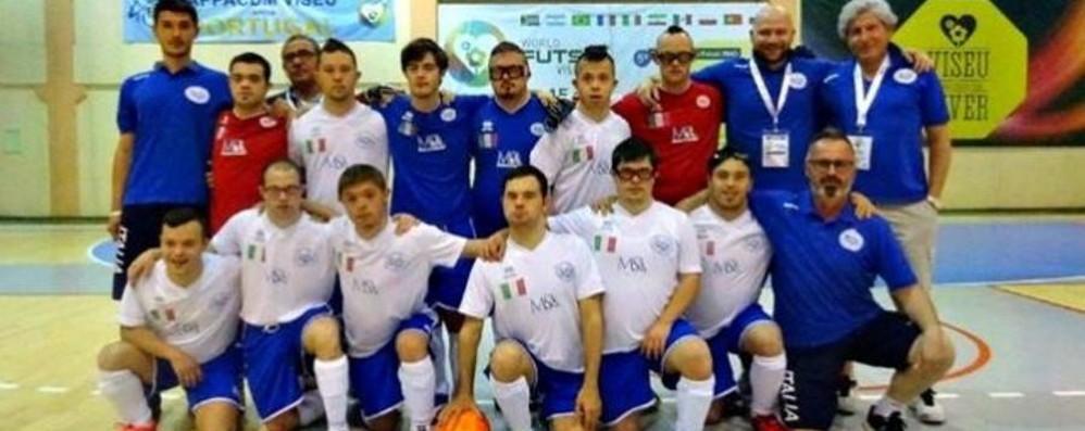 Mondiali di calcio per ragazzi down L'Italia è campione del mondo – Video