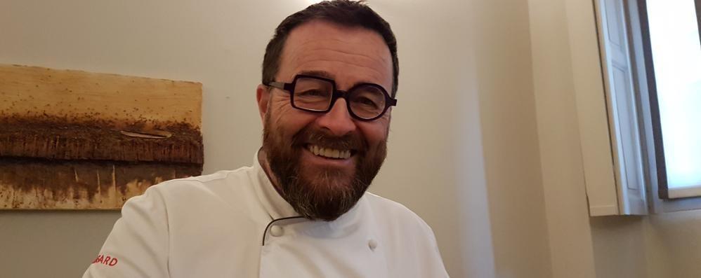 Chef Morelli sbarca a Milano «Era il sogno della mia vita»