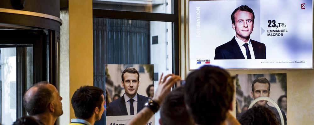 Elezioni in Francia, si va al ballottaggio La sfida ora è tra Macron e Le Pen