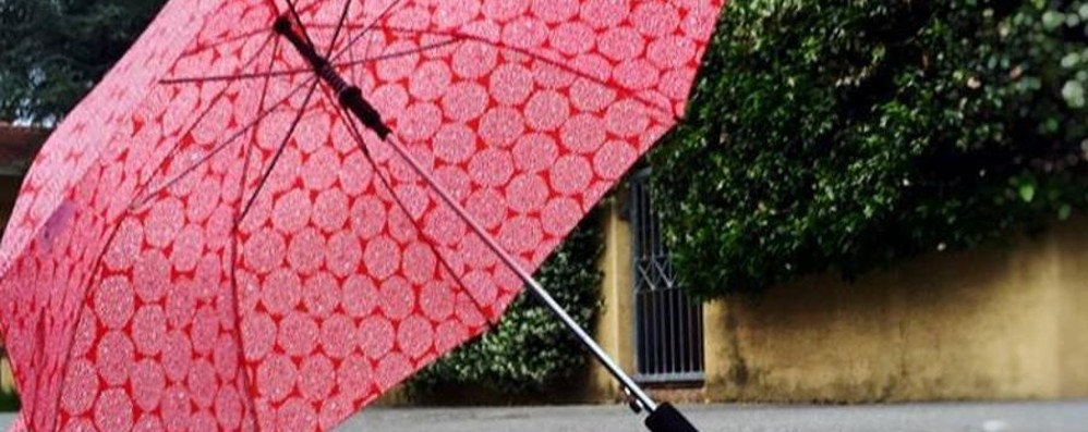 Il 25 aprile non dimenticate l'ombrello E poi ancora freddo e temporali