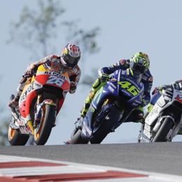 MotoGp Usa, Rossi secondo Valentino è in vetta al Mondiale