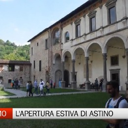 Astino, l'apertura dell'estate 2017